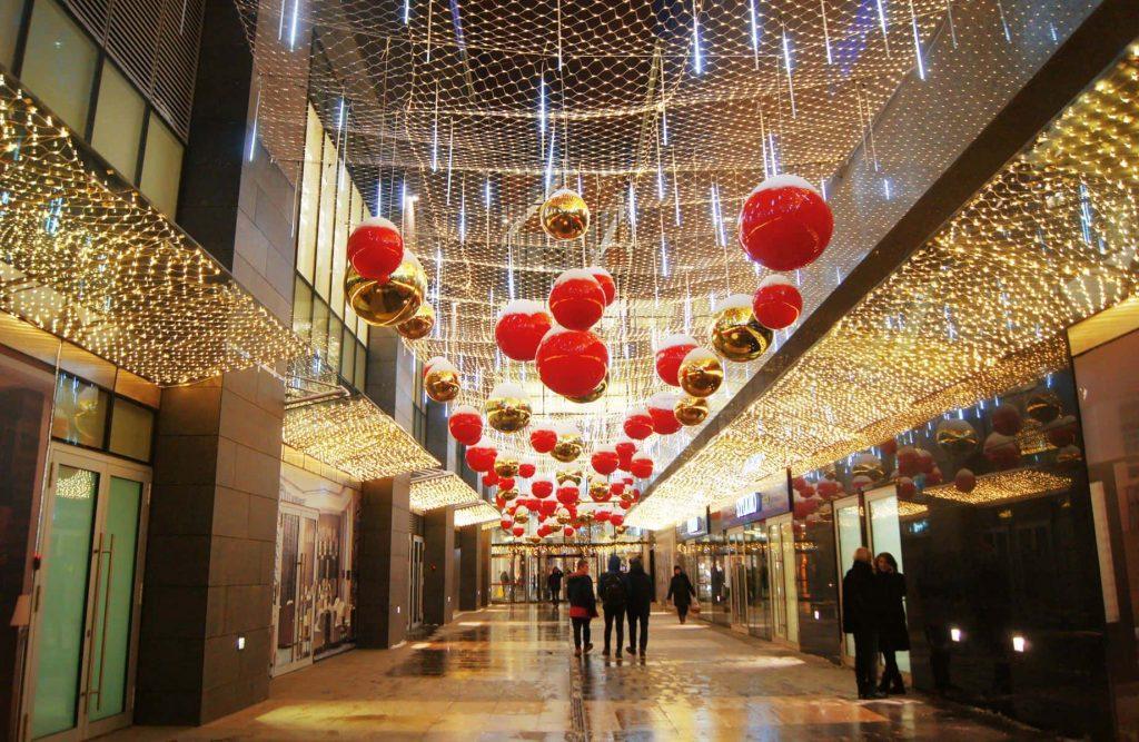 Комплексное оформление торговых центров (ТЦ)1